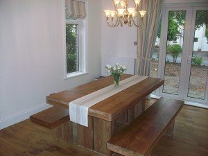 marc of approval, parkstone, refurbishment, poole, dorset, renovation, dining room